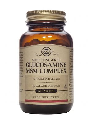 Glucosamine MSM Complex_Tablets_60